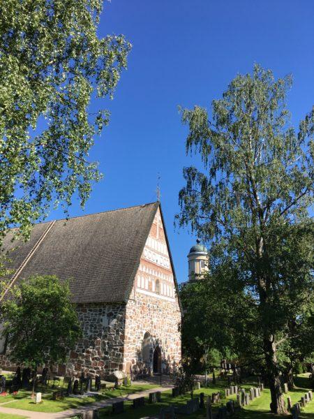 Hollola Medieval Church